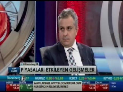 ALB Forex emtia ve altın piyasası müdürü Volkan Kuğucuk piyasaları değerlendirdi. - Bloomberg HT