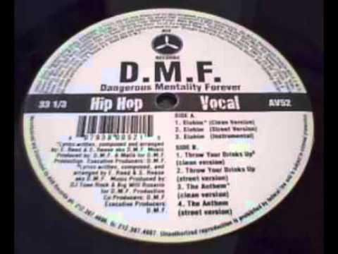 D.M.F. Dangerous Mentality Forever - Elohim (Instrumental)