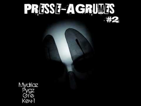 Kev1 - Presse Agrumes 002 - A Journey in This World [Presse-Agrumes]