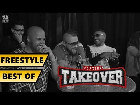 Best Of FREESTYLE #5 // Rap Am Mittwoch, Toptier Takeover // Bong Teggy, Ji-Zi,...