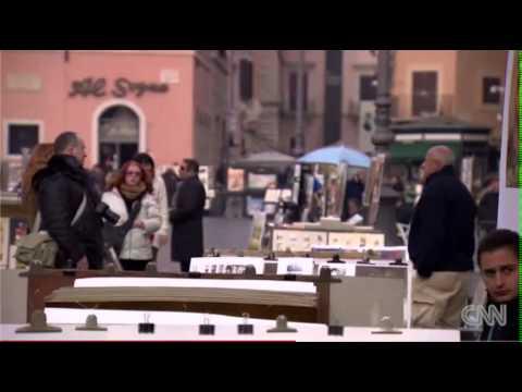 Travel : Gorgeous Rome, Italy [CNN GO, transcript, 윤현우]