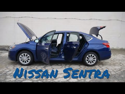 2018 Nissan Sentra SV || full review and test drive