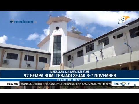 Terjadi 92 Gempa di Mamasa, BMKG Makassar Kirim Tim Khusus ke Lokasi Mp3