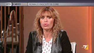 Mussolini a Lilli Gruber: lei non mi può chiedere se festeggio il 25 aprile