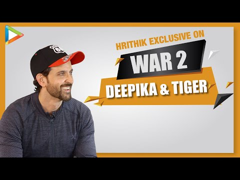 WOW- Hrithik Roshan Finally RESPONDS to Deepika Padukone's 'Death By Chocolate' Comment | WAR