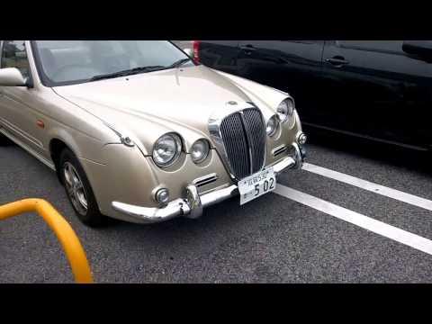 WTF CARS - Japanese Jaguar Mark II - Mitsuoka Ryoga