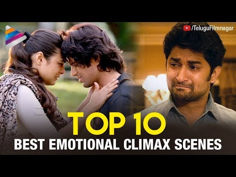 Top 10 Best Emotional Climax Scenes | Arjun Reddy | Ninnu Kori | Latest Telugu Movies