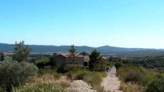 Paysages ciel haute Provence forcalquier-France