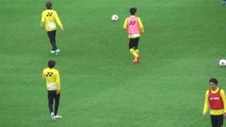 柏レイソル×清水エスパルス 2017年4月8日(土) 日立柏サッカー場 ※手ブ...