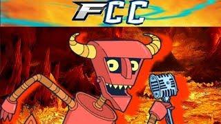 The Robot Devil Swings Into Fcc
