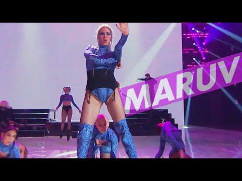 MARUV - SIREN SONG. Премия (МУЗ-ТВ) 2019 HD
