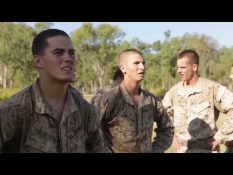 Squad Competition 3rd Battalion, 4th Marines