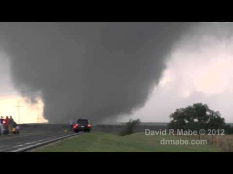 Salina Kansas EF-4 Tornado 4-14-2012 High Risk