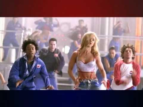 Britney Spears - The Joy of Pepsi HQ