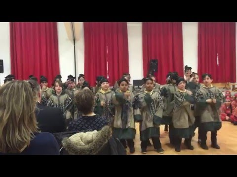 Worriers with the Royal Scottish Opera 'year 4 West Jesmond Primary School'
