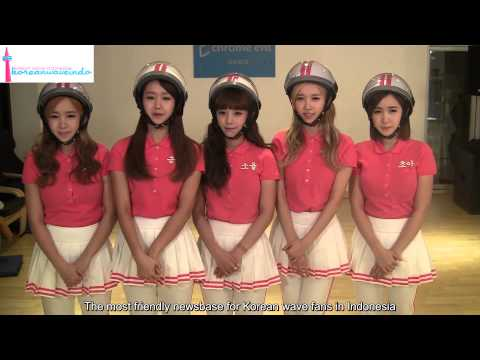 Crayon Pop Members Name Also The Crayon Pop Members