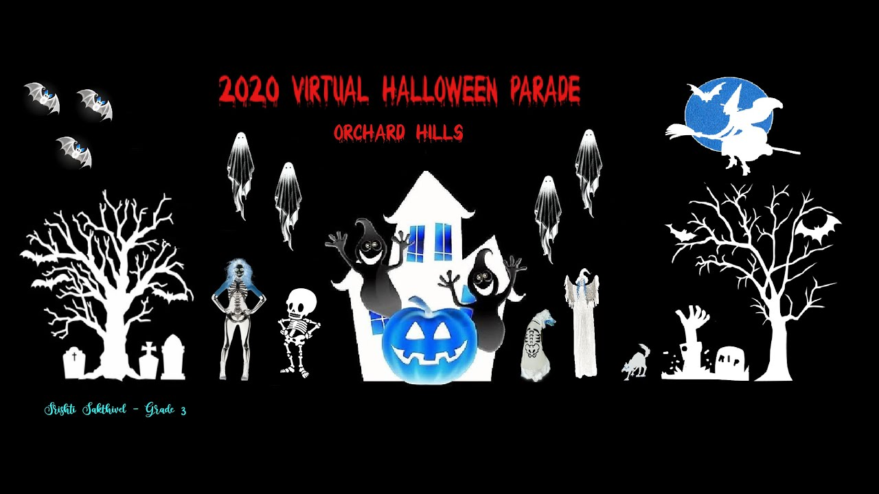 OH Virtual Halloween Parade