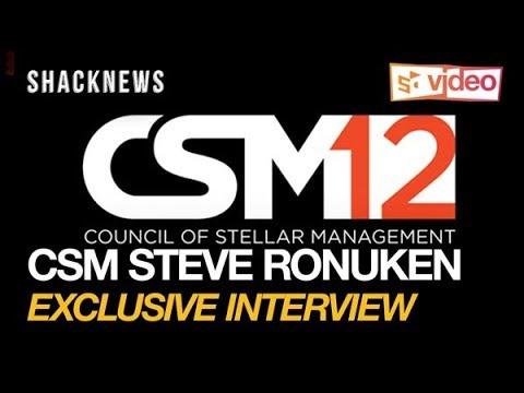 Exclusive Interview: EVE Online CSM Steve Ronuken
