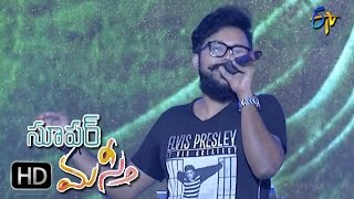 Arere Vaanaa Song | Rahul Nambiar Performance | Super Masti | Tenali | 2nd April 2017 | ETV Telugu
