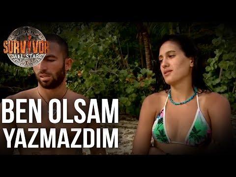 Sahra'dan Yiğit İçin Şok Sözler | 5.Bölüm | Survivor 2014