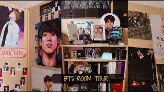 KPop Room Tour ~ BTS Edition