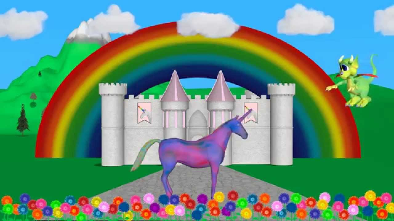 This is a graphic of Lucrative Colorful Unicorn Pictures