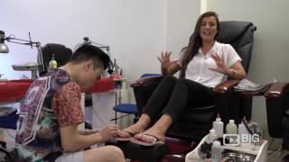 Colliers Wood Nail Salon in London UK for Manicure and Pedicure