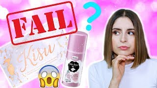 YOUTUBER PRODUKTE IM LIVE TEST - TOTALER FAIL? 🤔 | KISU PALETTE, PAOLA MARIA LVLY & MEHR!
