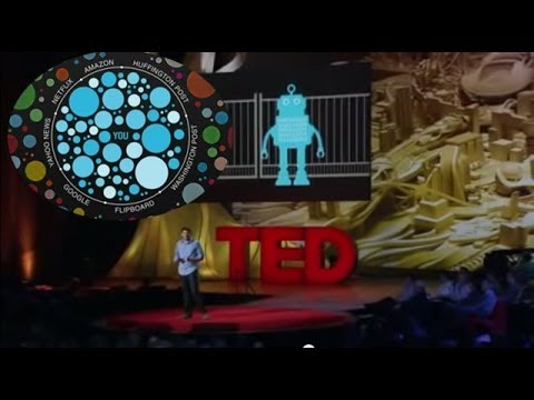 TED Talks - What FACEBOOK And GOOGLE Are Hiding From The Wor