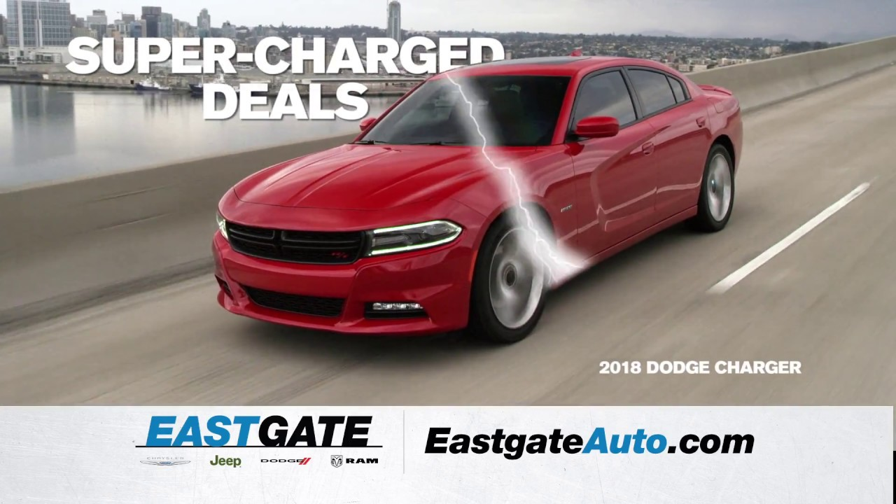Captivating Surge Into Savings With Eastgate Dodge Chrysler Jeep Ram!