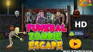 Funeral Zombie Escape Walkthrough (Games2Jolly)