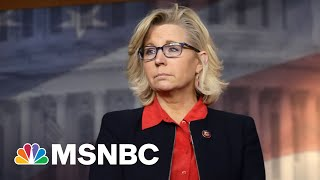 McCarthy, Who Blamed Trump For Capitol Riot, Turns On Liz Cheney | The 11th Hour | MSNBC