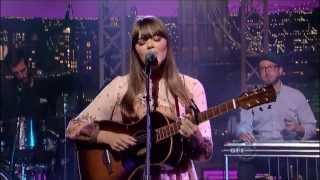 "[HD] First Aid Kit - ""Emmylou"" 10/1/13 David Letterman"