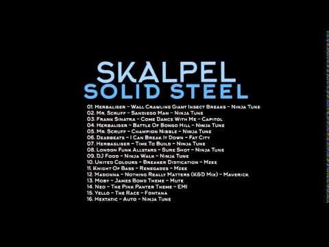 SKALPEL - SOLID STEEL Radio Show 2004