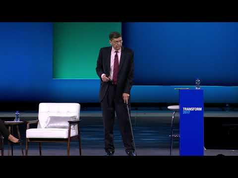 Mayo Clinic Transform 2017 - Session 8: A Personal Perspective: Clay Christensen