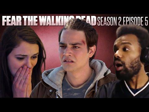 Fans React To Fear The Walking Dead Season 2 Episode 5: