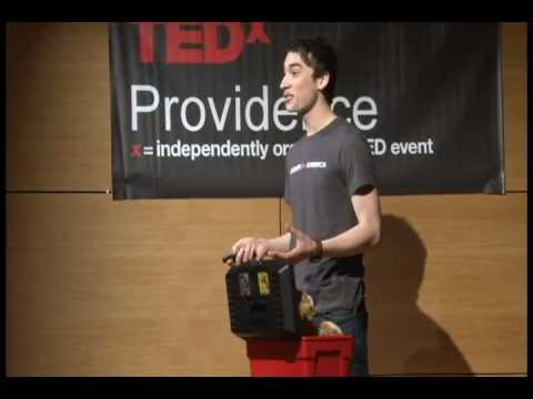 Just Start Building: Aaron Horowitz at TEDxProvidence