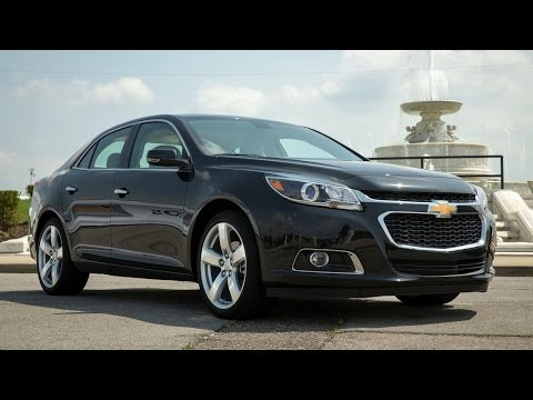 2015 Chevrolet Malibu Start Up and Review 2.0 L Turbo 4-Cylinder