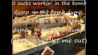 """AMMO Song - """"In The Bomb Dump"""" - parody song"""