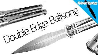 Biegler Bladeworks มีดบาลีซองที่ช่างบินจาก USA มาส่งให้ถึงไทย