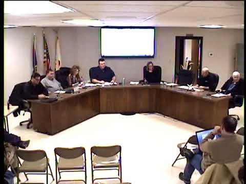 Tyrone Township Board Meeting- April 3, 2018