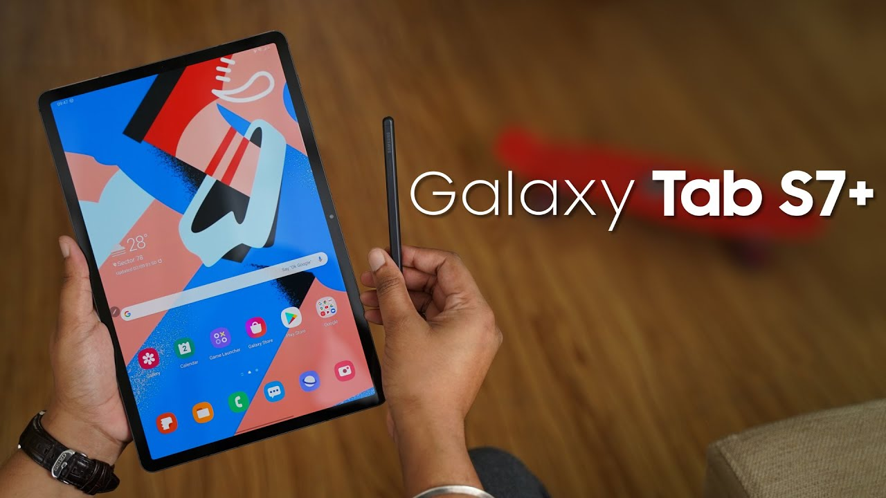 Galaxy Tab S7 The Android Tablet We Ve Been Waiting For Youtube