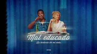 Anthony Santos - Mal Educado (Video Lyric Oficial)