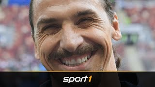 Zlatan zurück auf großer Bühne - Seine besten Sprüche im Video | SPORT1