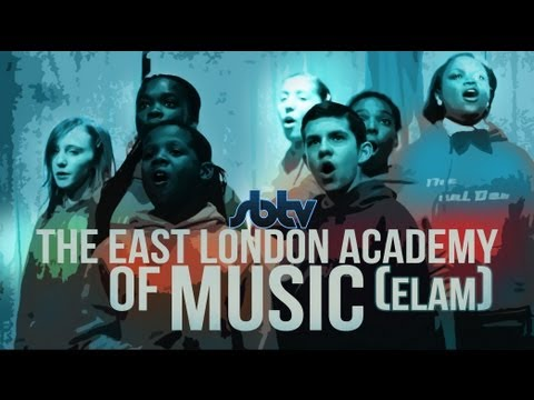 SB.TV - ELAM - The East London Academy of Music Event