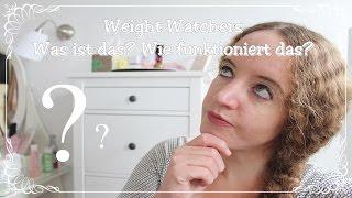 Weight Watchers was ist das?Wie funktioniert es? Pro Points!