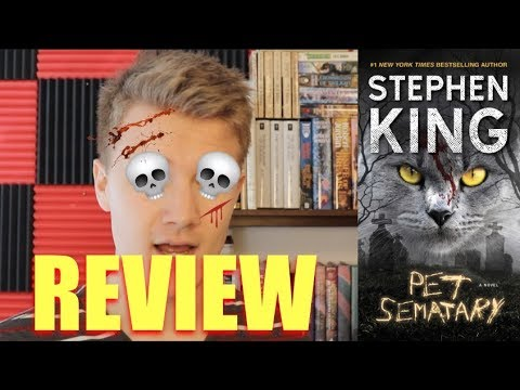 Pet Sematary – By Stephen King -Review