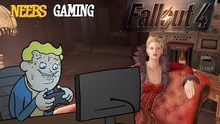 Fallout 4 GAMEPLAY + ANIMATION Part 8: Sexy Irma