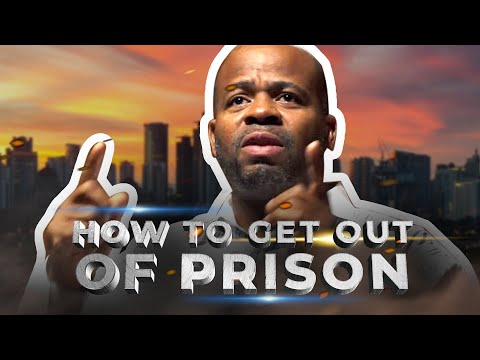 Andre Norman: How To Get Out and Stay Out Of Prison