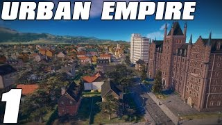 Urban Empire Gameplay Part 1 Beginning of the Industrial Age